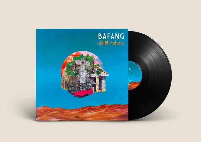 Elektrik-makossa-Vinyl-Bafang